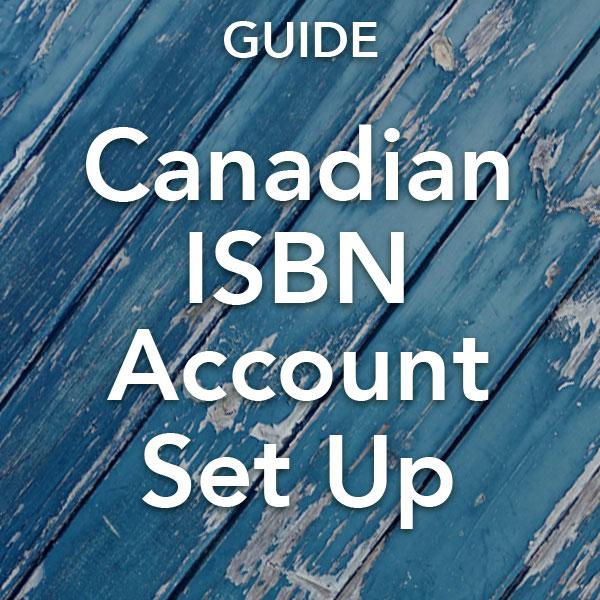 ISBN Set up