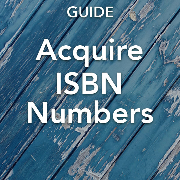 Acquiring ISBN numbers