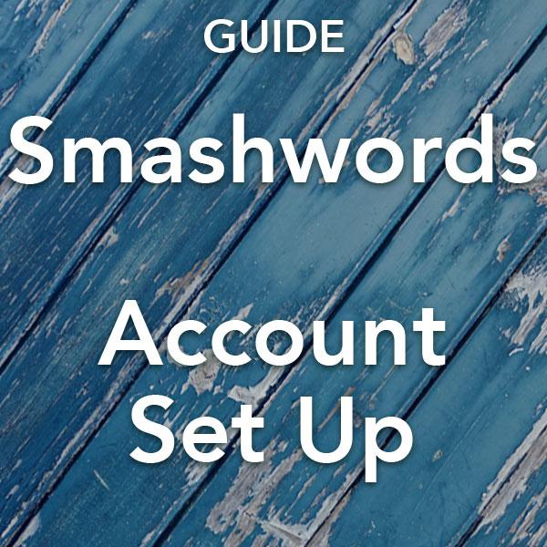 Smashwords set up