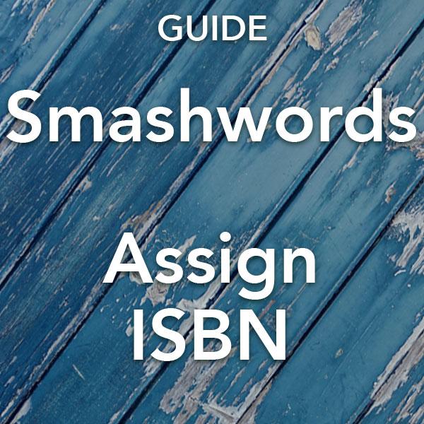 Smashwords assign ISBN